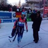 чемпионка Европы Наталья Хорева