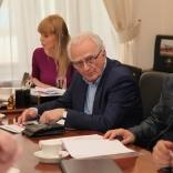 Вице-президент ФССР Александр Шахназаров