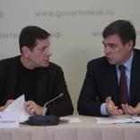 Леонид Гарт на совещании по развитию спортивной инфраструктуры у Владимира Путина