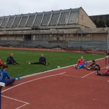 Кисловодск, тренировочные мероприятия