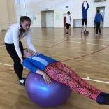 Баланс-упражнения на равновесие