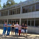 Юниоры в Центре подготовки космонавтов