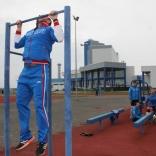 Тренировочный сбор (июнь 2016)