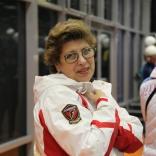Старший тренер юниорской сборной Вера Бардина