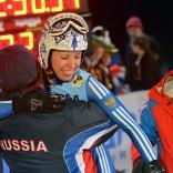 Пятикратная чемпионка Европы по натурбану Катя Лаврентьева