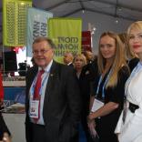 Почетный гость ФССР на Форуме прехидент FIL Йозеф Фендт