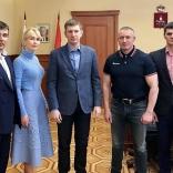 На приеме у ВРИО губернатора Пермского края
