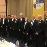 15 июня 2018 члены Исполкома FIL