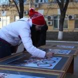 Автографы для Дмитрия Медведева