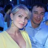 Наталия Гарт и Алексей Воевода