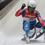 Александр Перетягин - серебряный призер ЧЕ в Сочи