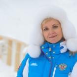 Рина Веланская - пресс-секретарь ФССР