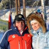 Первый этап Кубка России по натурбану. Новоуральск