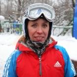 Лидер сборной - Екатерина Лаврентьева