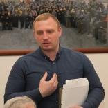 Начальник сборной команды по санному спорту Артем Петраков