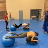 Тренировки на координацию