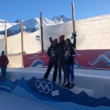 Диана Логинова - бронзовый призер ЮЗОИ 2020, фото: ОКР, Наталья Пахаленко