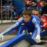 Работа на разгонно-стартовой эстакаде. Андрей Богданов - Андрей Медведев