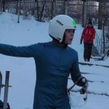 Молодежные игры по санному спорту, II этап Кубка России, Красноярск