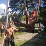 Тренировки на базе