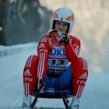 Чемпионат мира по санному спорту. Татьяна Иванова - серебряный призер!