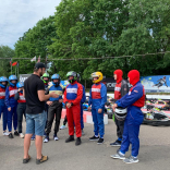 Выходной день молодежной сборной команды России