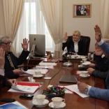 Заседание Президиума ФССР 27 апреля 2017