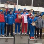 Победители командных соревнований