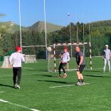 Тренировки юниоров в Кисловодске