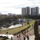 День города в Парке олимпийской деревни