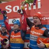 Серебро и золото российских спортсменов