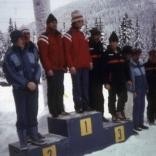 Предолимпийская неделя Сараево 1 место