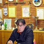 В мастерской Альберта Демченко