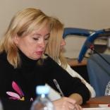 главный судья соревнований - Ольга Демченко