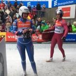 Этап Кубка мира по санному спорту в Кенигсзее (фото И. Невмержицкий)