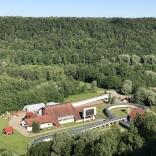 Санно-бобслейная трасса в Сигулде (Латвия)