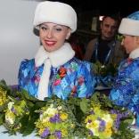 Подготовка к цветочной церемонии
