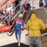 Степан Федоров - четвертое место на этапе Кубка мира в Сочи