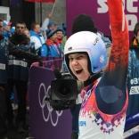 Екатерина Батурина одиннадцатая на сочинских стартах