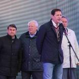 Речь президента ОКР Александра Жукова