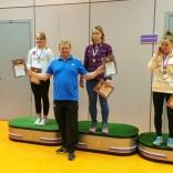 Победители в женской дисциплине