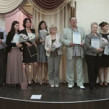 Церемония вручения второй Национальной премии