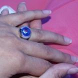 Именное кольцо Татьяны Ивановой