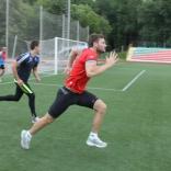 Тренировка по ОФП мужской сборной России