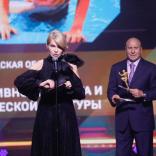 Президент ФССР Наталия Гарт, президент ФСБР Михаил Мамиашвили