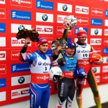 Александр Горбацевич - серебряный призер спринтерской гонки