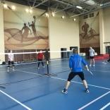 Тренировка юниоров в МСБК Парамоново