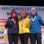 Вика Демченко - бронза на чемпионате мира среди спортсменов до 23 лет