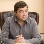 Рабочее совещание у президента ФССР Леонида Гарта