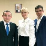 На приеме у главы Чусовского района